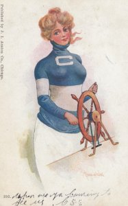 Sailor Girl , 00-10s ; Bernardt WALL