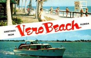 Florida Greetings From Vero Beach