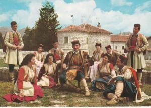 CRNOGORSKA NARODNA NOSNJA, Montenegro 1975