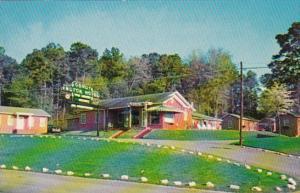 Florida Tallahassee Gandy Motor Hotel