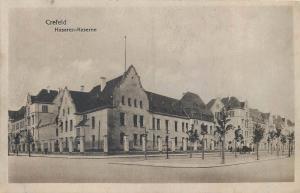 Germany Krefeld Crefeld Husaren-Kaserne