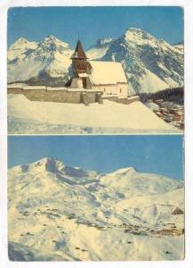 RP, 2 Views, Bergkirchli Weisshorn 2653 m, Arosa (Plessur), Grisons, Switzerl...