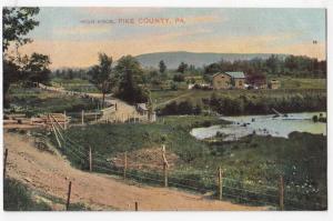High Knob, Pike Co PA