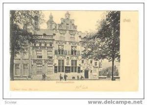 DELTF, Delfslandschhus, 1903, Netherlands