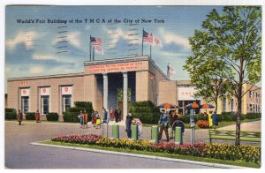 World's Fair Building of the Y.M.C.A. of the City of New York