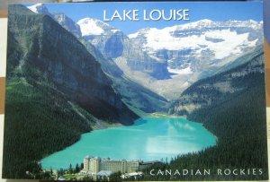 Canada Lake Louise Canadian Rockies Banff Alberta - unposted
