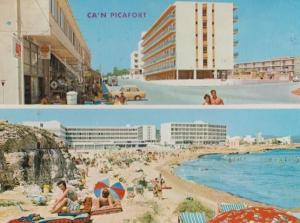 Ca'n Picafort Mallorca Postcard
