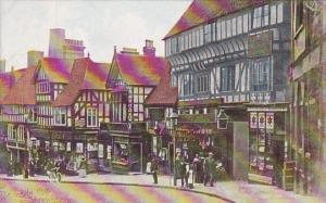 England Shrewsbury The Wyle Cop