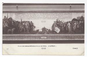 Georges Leroux WWI Art Palais des beaux arts de la ville