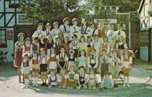 NEW BRAUNFELS, Texas, 1950-60s ; Kinderchoir