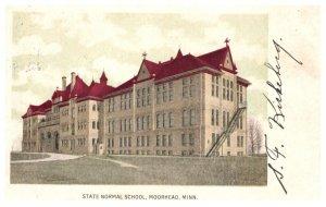 Minnesota  Moorhead  State Normal School
