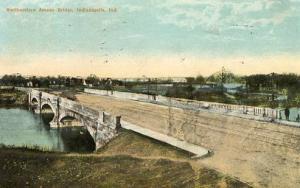 IN - Indianapolis, Northwestern Avenue Bridge