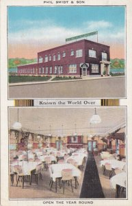 Indiana Roby Phil Smidt & Son Restaurant  1935 sk1367