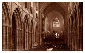 Chester Cathedral Nave   RPC Judges LTD  no. 3781