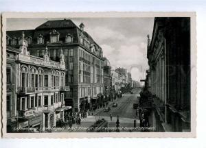 190952 WWII Holocaust POLAND Lodz Ghetto german military RPPC