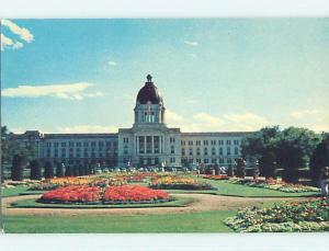 Pre-1980 TOWN VIEW SCENE Regina Saskatchewan SK p9899