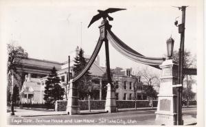 RP Eagle Gate, Salt Lake City, Utah, 30-40s