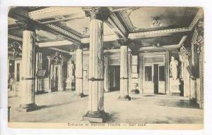 San Jose, Costa Rica, 00-10s  Entrance to National Theatre (Interior)