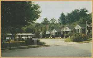 Bryson City, N.C. Rhododendron Motel