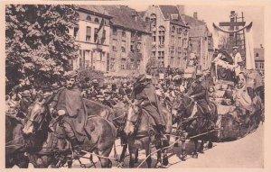 Belgium Brugge Processie van het Heilig Bloed