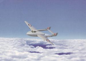 DH100 De Havilland Vampire Plane New Zealand First Day Cover