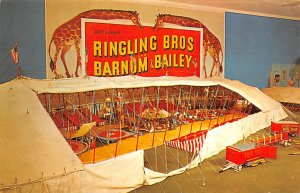 Ringling Brothers Varnum & Bailey Circus Post Cards Ringlin Brothers, Barnum,...