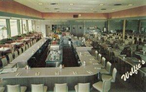 ST. PETERSBURG , Florida , 1950-60s ; Wolfie's Restaurant