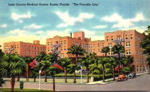 Florida Eustis Lake County Medical Center 1943
