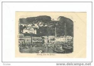 Waterfront & Harbour, Clovelly, Devon, England, pre-1907