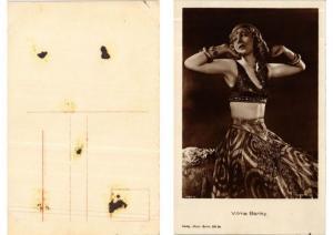CPA Vilma Banky -Ross Verlag foto 1793/1 FILM STAR (556442)