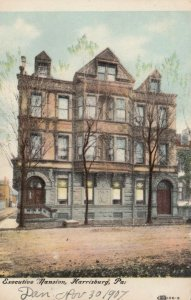 HARRISBURG, Pennsylvania , 1907; Executive Mansion