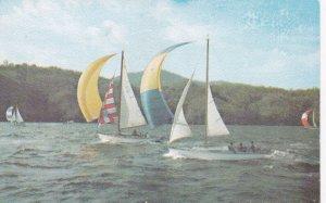Sailing , Trinidad , 1940-60s