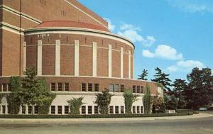 IN - Lafayette, Purdue University, Band Shell of the Hall of Music