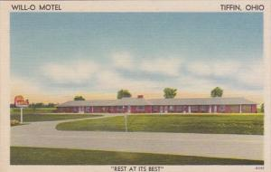 Ohio Tiffin Will-O Motel