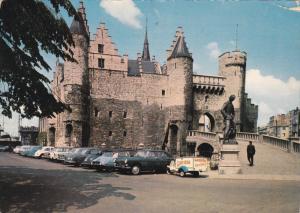 Antwerpen , Het Steen , Belgium , 1960