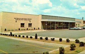 West Virginia Wheeling Post Office
