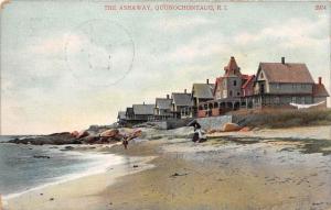 Rhode Island   Charlestown, Quonochontaug  The Ashaway Hotel
