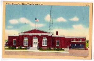 VA - Post Office, Virginia Beach