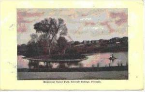 Monument Valley Park, Colorado Springs, Colorado, PU-1908