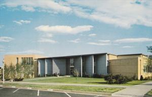 Fine Arts Building, Bob Jones University, GREENVILLE, South Carolina, 40-60´s