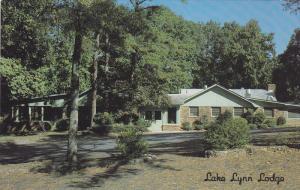 Lake Lynn Lodge , CONCORD , North Carolina , 40-60s