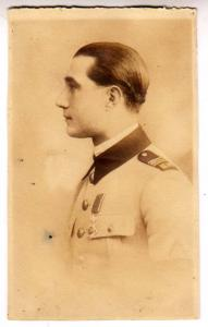 RPPC, Romanian Soldier