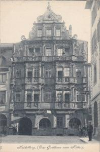 HEIDELBERG , Germany , 00-10s ; Das Gasthaus zum Ritter