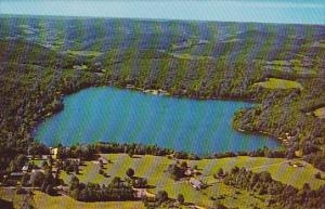 Scotts Casino Aerial View Oquaga Lake Deposit New York