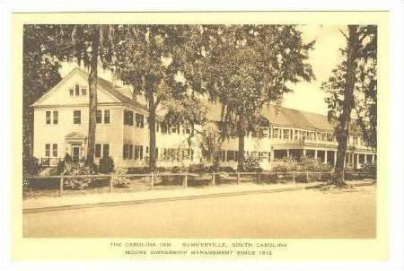 The Carolina Inn, Summerville, South Carolina, 00-10s