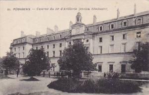 Caserne Du 34 d'Artillerie (Ancien Seminaire), Périgueux (Dordogne), France,...