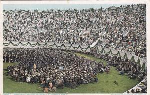 CAMBRIDGE, Massachusetts, 1900-1910s; Harvard Class Day Exercises