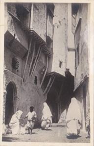 Algeria Alger Quartier Arabe Photo