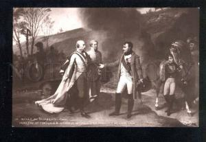 039606 NAPOLEON & FRANCOIS II in 1805 by GROS Vintage PC