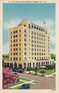 Florida Panama City Hotel Dixie Sherman